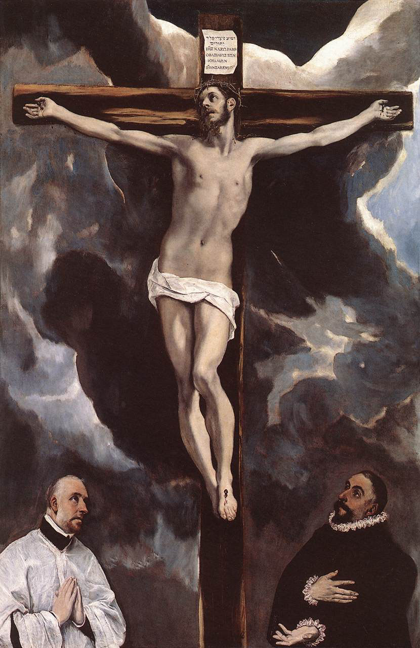 christ-on-the-cross-adored-by-two-donors